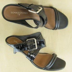 """Donald J. Pliner Mora US 7.5 M Women Heel 2.25"""""""